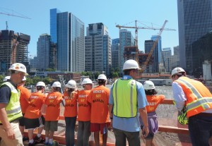 Jobsite tour for web